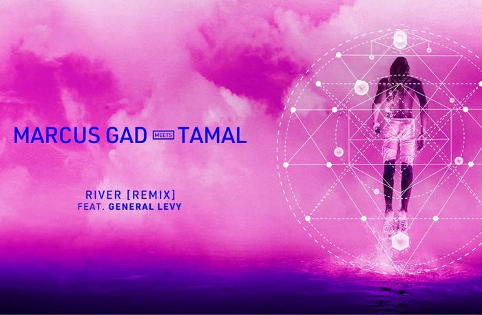 General Levy remixe 'River' de Marcus Gad