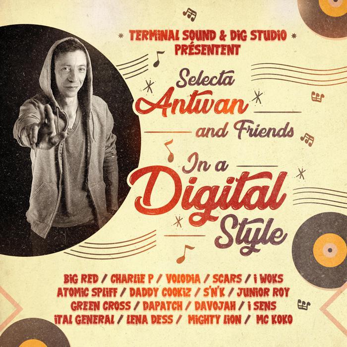 Selecta Antwan : nouvelle mixtape en famille