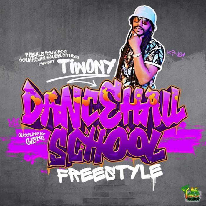 Une mixtape dancehall pour Tiwony