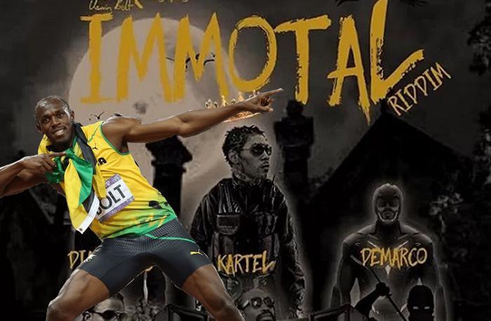 Immortal Riddim : la nouvelle série d'Usain Bolt