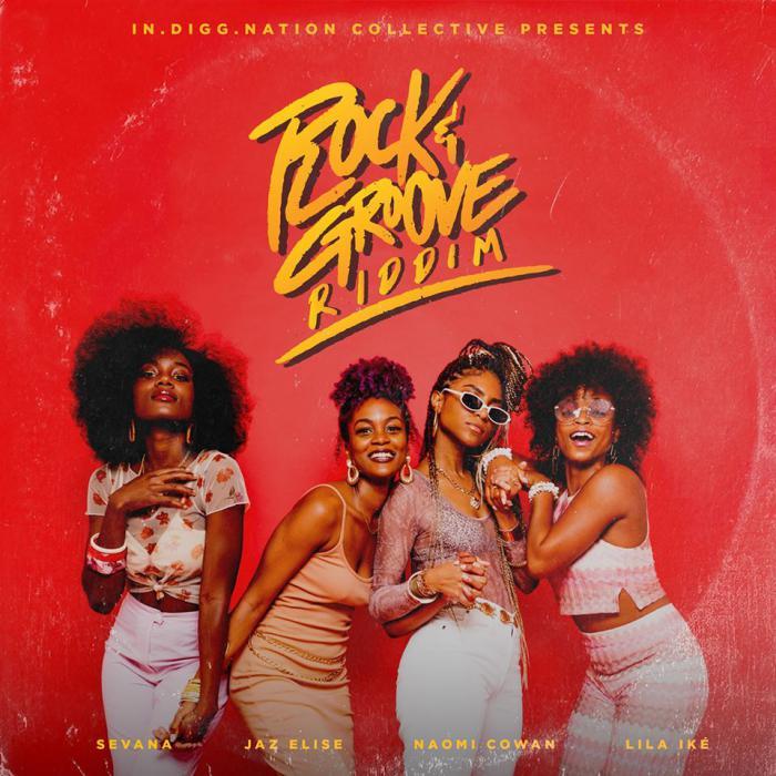 Rock & Groove Riddim 100% féminin chez Indiggnation