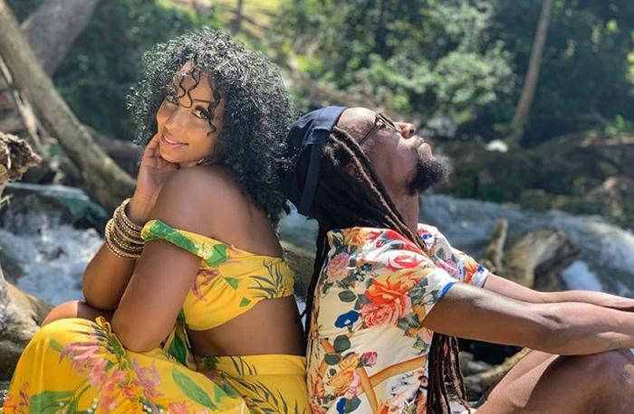 Jah Cure & Mya : 'Only You' le clip
