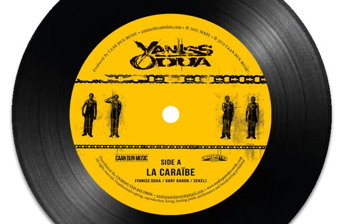 Yaniss Odua ressort 'La Caraïbe' en 45T