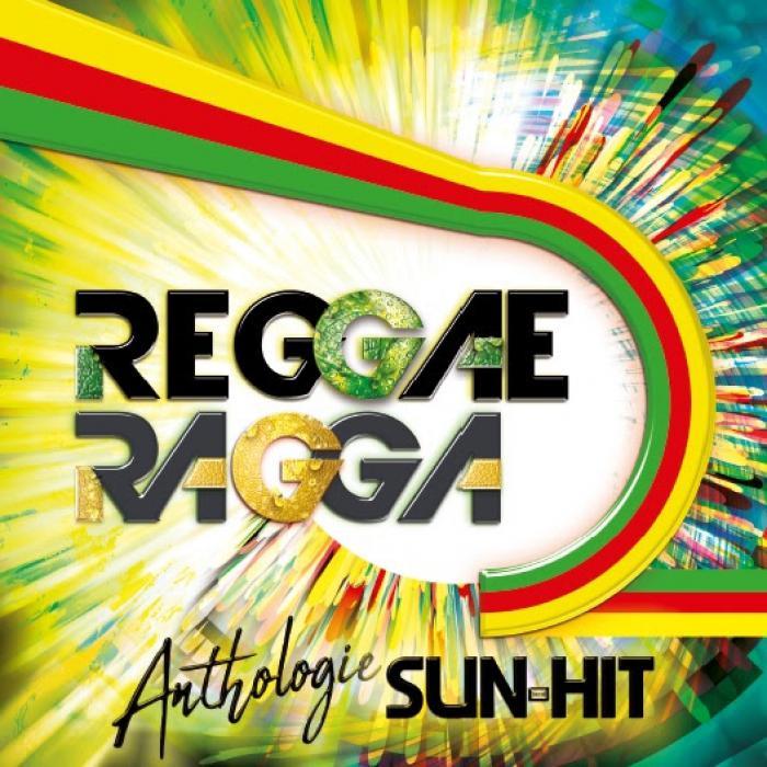 Une compil' avec 100 hits du reggae francophone