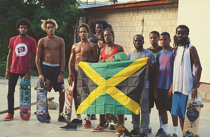 Un skatepark à Kingston ?