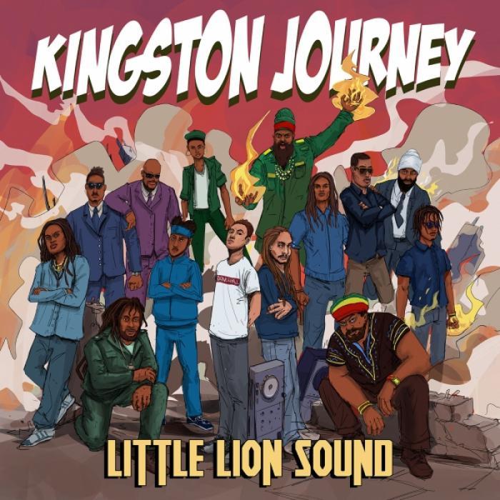 Little Lion Sound présente Kingston Journey