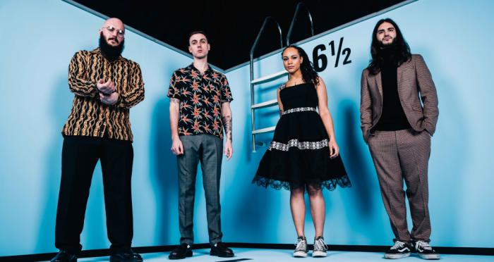 The Skints 'Learning To Swim' en acoustique
