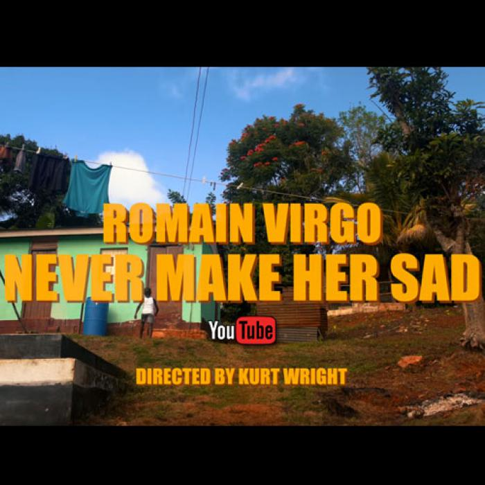 Romain Virgo rend hommage à sa mère