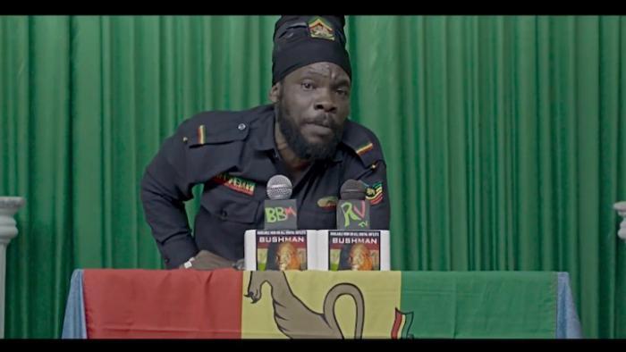 Bushman a quelque chose à nous dire
