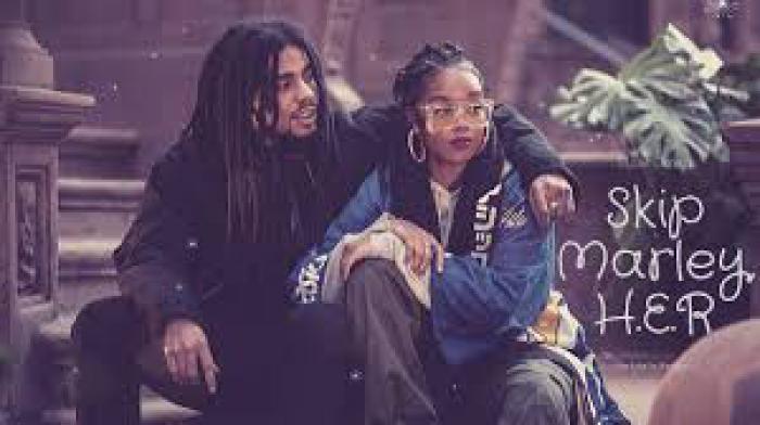 Skip Marley ft H.E.R 'Slow Down' le clip