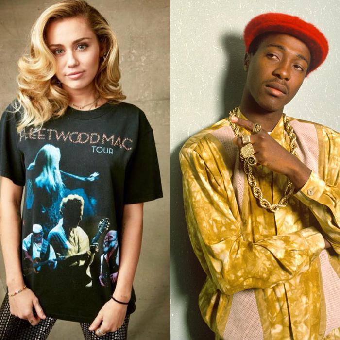 Flourgon et Miley Cyrus entèrent la hache de guerre