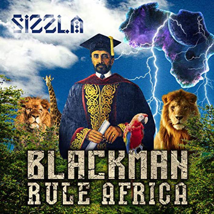 Nouvel album pour Sizzla : Black Man Rule Africa