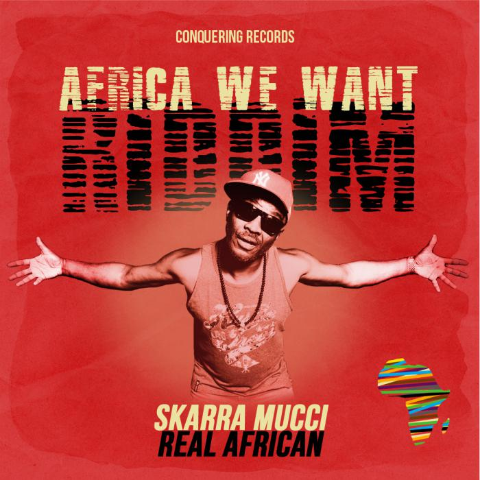 Skarra Mucci 'Real African'
