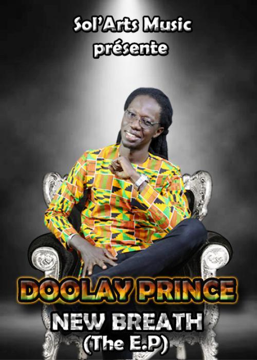 Doolay Prince - New Breath - nouvel EP