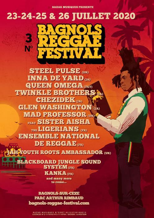 Bagnols Reggae Festival : les premiers noms !
