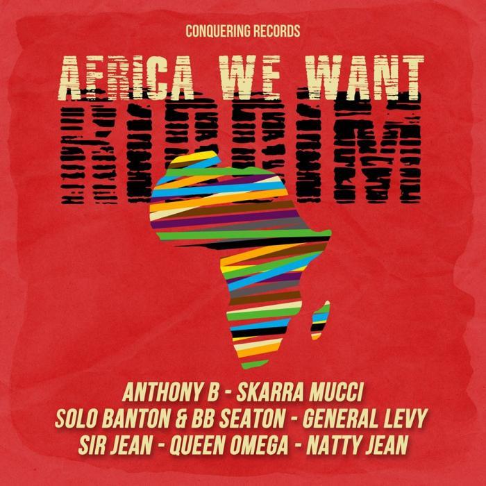 Africa We Want Riddim dispo !