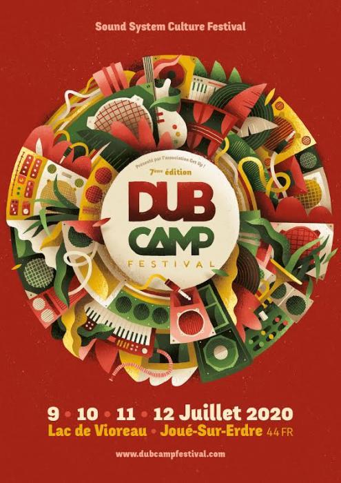 Le Dub Camp Festival annonce sa prog