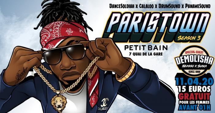 Paristown #13 le 11 avril