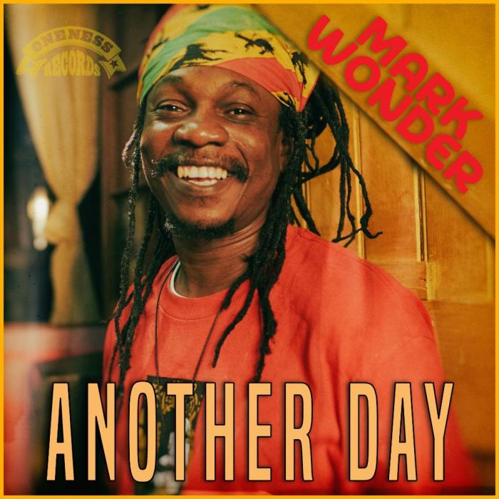 Mark Wonder 'Another Day' avant l'album