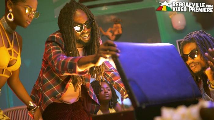 Jesse Royal en mode raggamuffin sur le Green Rose Riddim