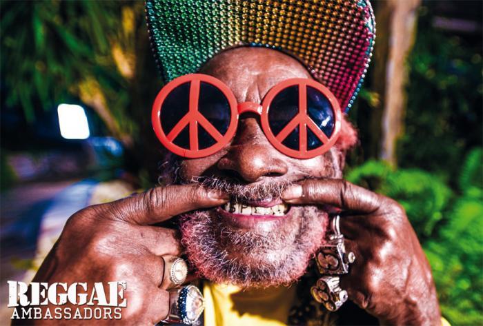 Lee Perry : le Dali jamaïcain a 84 ans