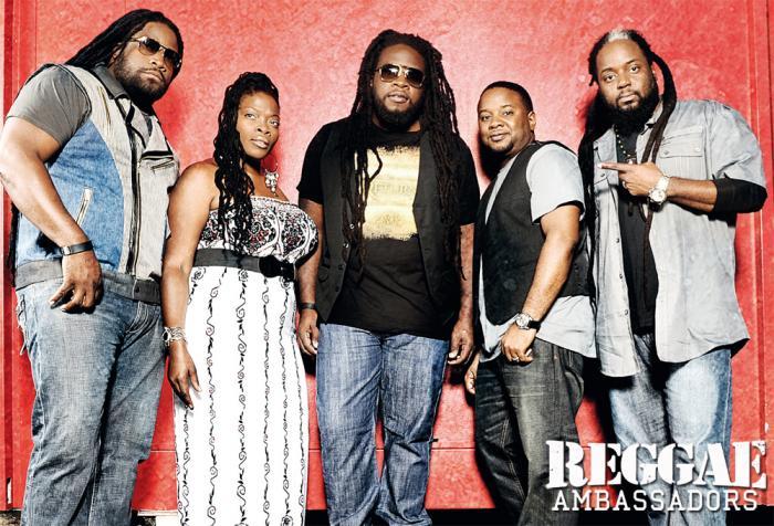Morgan Heritage, famille royale du reggae