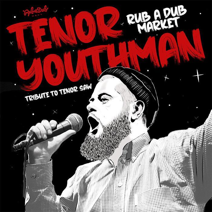 Tenor Youthman rend hommage à Tenor Saw