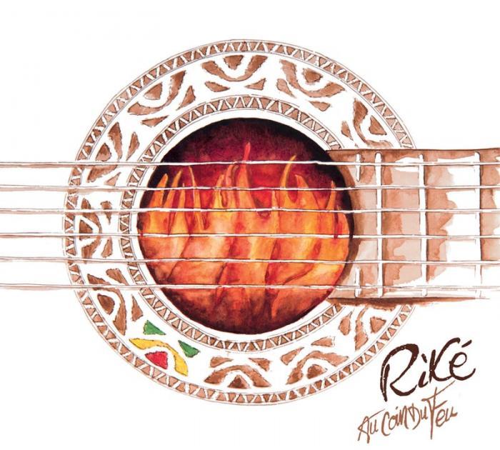 Riké, un album acoustique le 24 avril