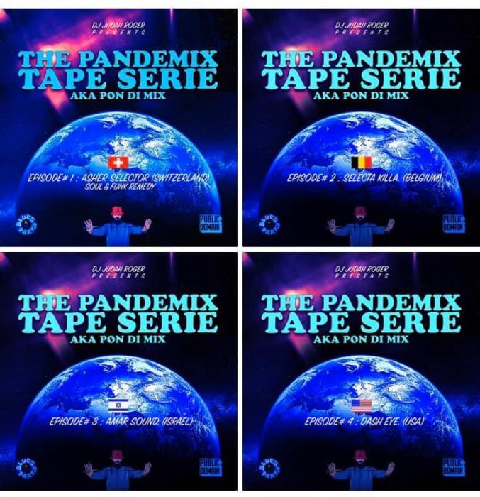 La Pandemix de Blues Party : #5 et #6