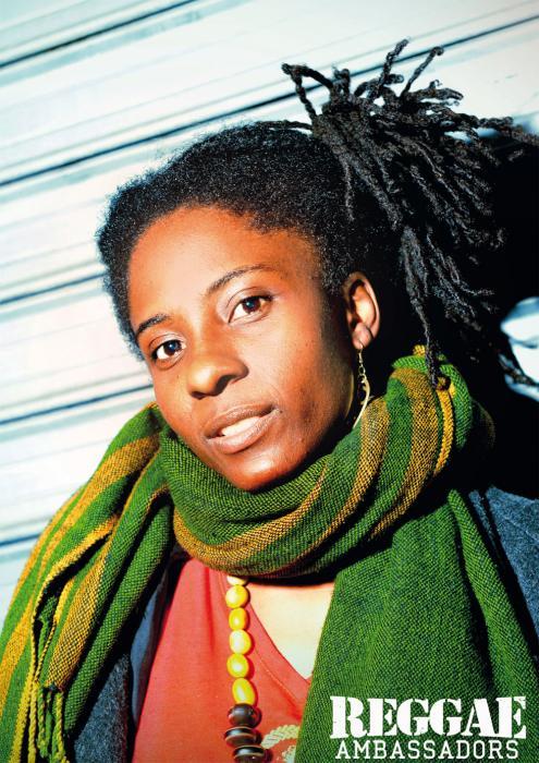Jah9, incarnation de la chanteuse reggae moderne