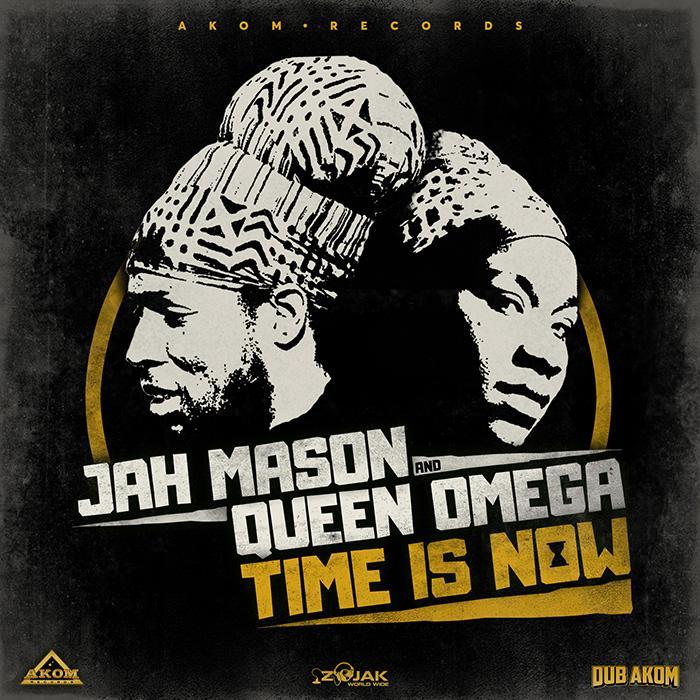 Jah Mason et Queen Omega signent un big tune avec Dub Akom