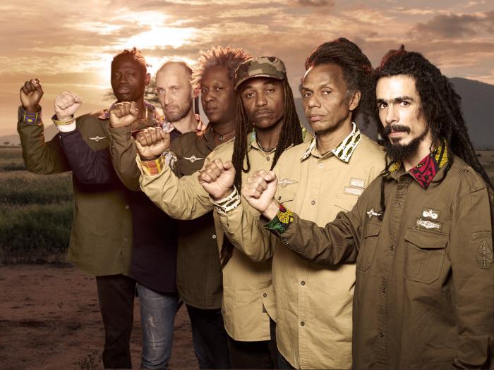 Nzela revient avec l'album Kongo Rëvlution