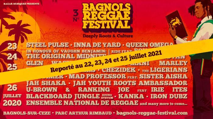 Bagnols Reggae Festival : à l'année prochaine
