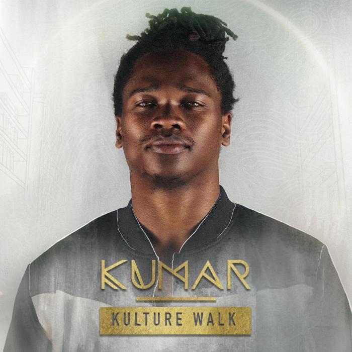 Kumar sort son album solo Kulture Walk