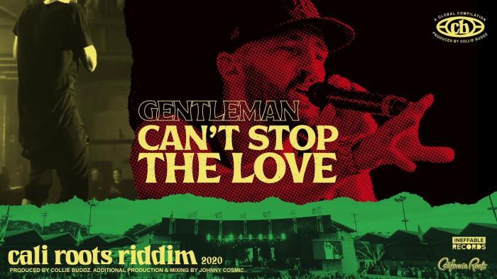 Gentleman 'Can't Stop The Love'