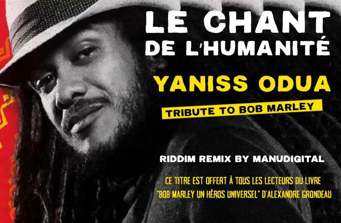 Yaniss Odua 'Le Chant De L'Humanité'