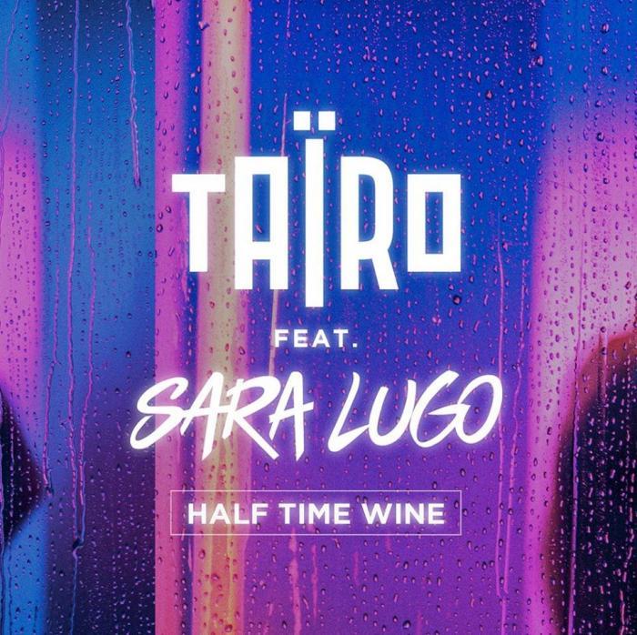 Taïro en combinaison avec Sara Lugo