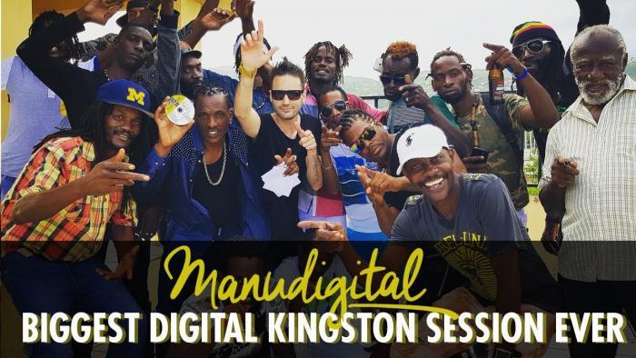 Manudigital offre la plus grosse Kingston Session