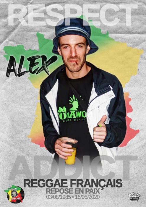 RIP Alex Reggae Français