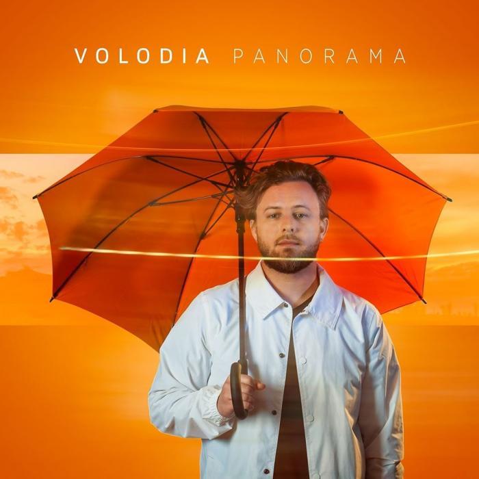 Volodia : nouvel album Panorama le 5 juin