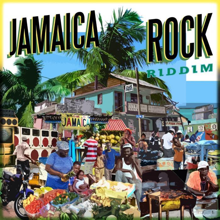 Jamaica Rock Riddim par Maximum Sound