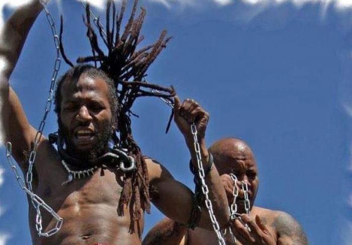 Tiwony rend hommage aux Neg'Marrons en ce 27 mai