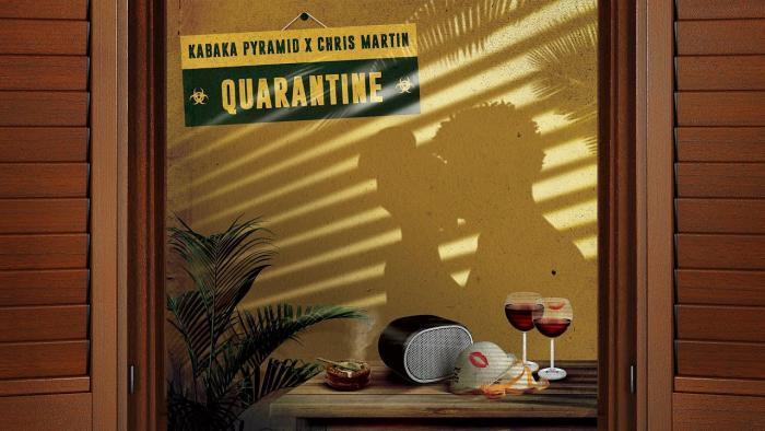Kabaka pyramid ft. Christopher Martin 'Quarantine'