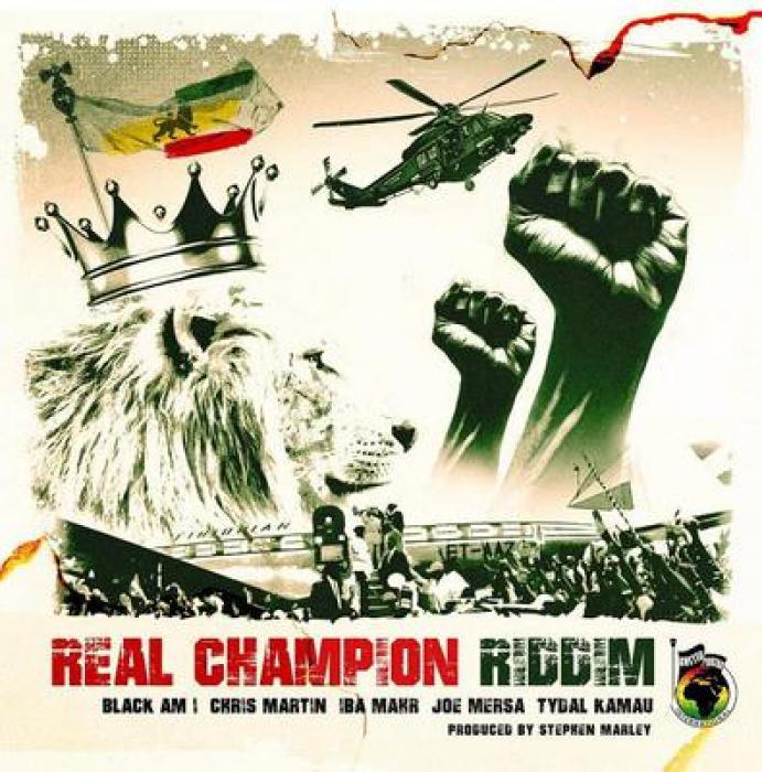 Real Champion Riddim by Stephen Marley