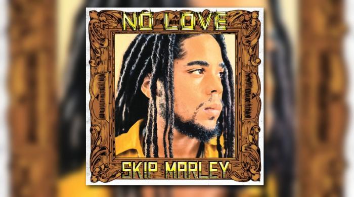 Skip Marley livre le big tune 'No Love'