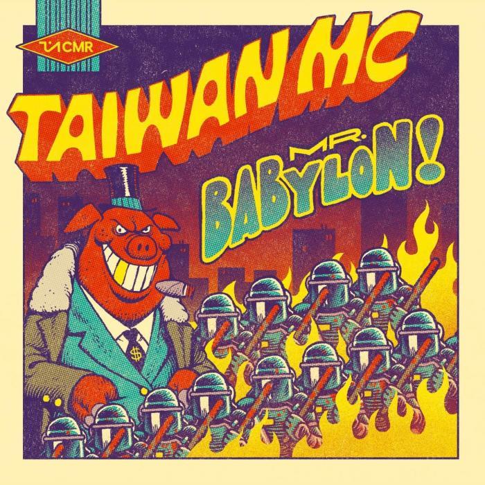 Taiwan MC : Mr Babylon