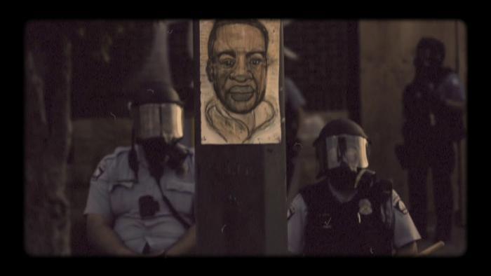 #BlackLivesMatter Papa Michigan 'I Can't Breathe'