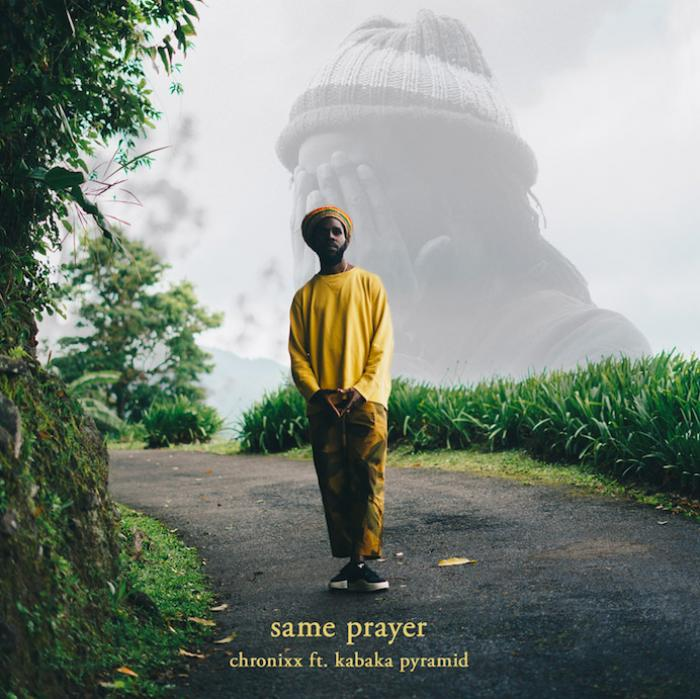 Chronixx ft Kabaka Pyramid 'Same Prayer'