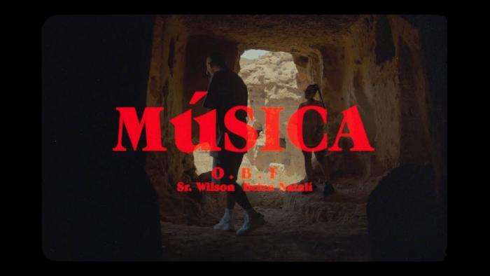 O.B.F clippe Musica Ft Belen Natali & Sr Wilson