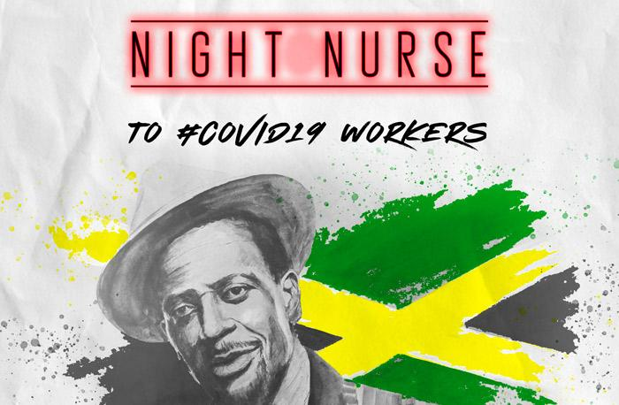Night Nurse : Tribute to #Covid19 workers